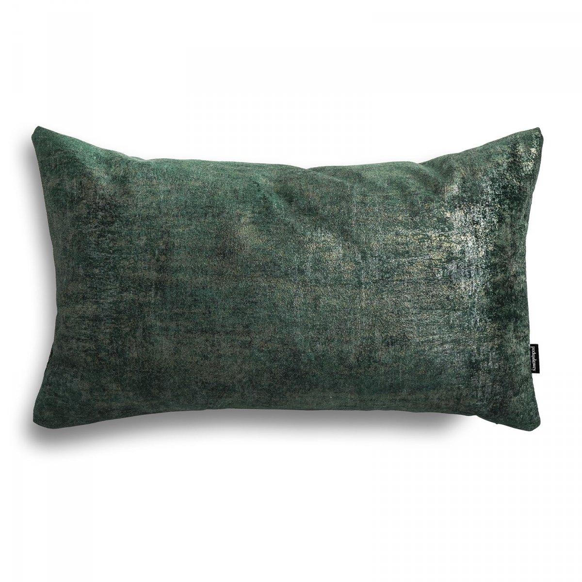Stone zielona poduszka dekoracyjna 50x30