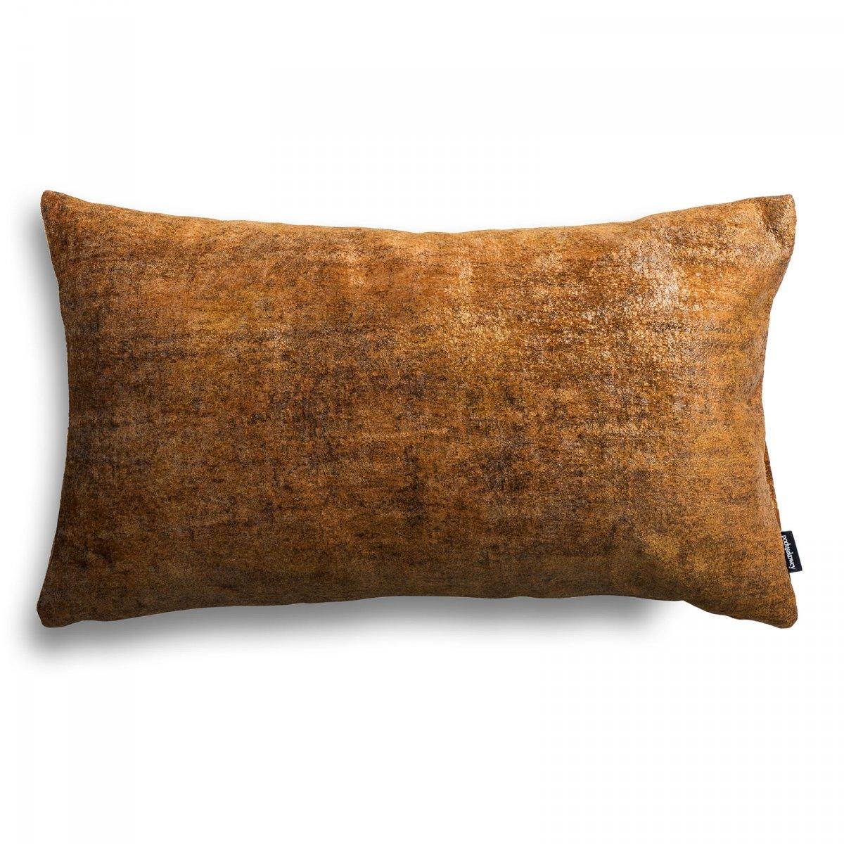 Stone miedziana poduszka dekoracyjna 50x30