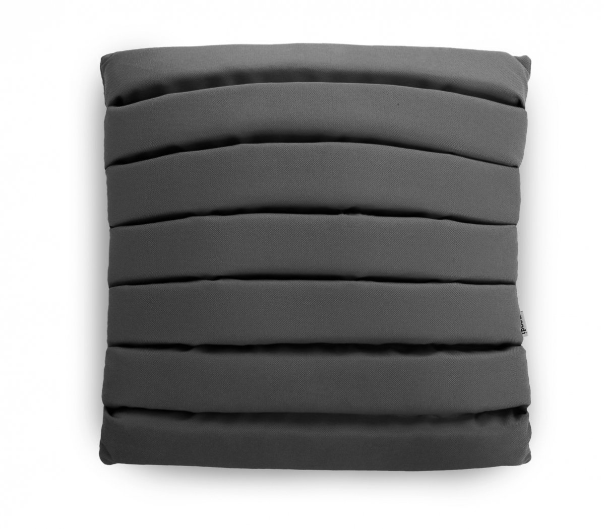 Level poduszka dekoracyjna MOODI 40x40 cm. szara