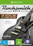 ROCKSMITH 2014 + KABEL REAL TONE XBOX ONE