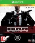 HITMAN DEFINITIVE EDITION D1 STEELBOOK XBOX ONE PL