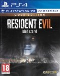 RESIDENT EVIL 7 BIOHAZARD GOLD EDITION PS4 VR PL