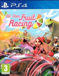 AL-STAR FRUIT RACING PS4