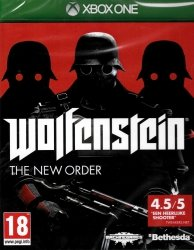 WOLFENSTEIN THE NEW ORDER XBOX ONE PL