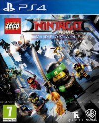 LEGO NINJAGO MOVIE VIDEOGAME PS4 PL DUBBING