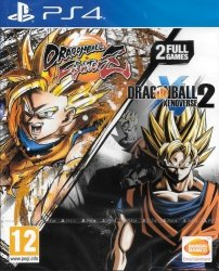 DRAGON BALL FIGHTERZ DRAGON BALL XENOVERSE 2 PS4 DOUBLE PACK