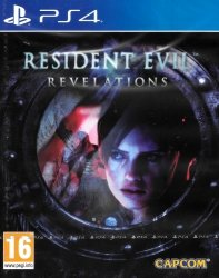 RESIDENT EVIL REVELATIONS PS4 PL