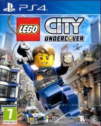 LEGO CITY UNDERCOVER TAJNY AGENT PS4 PL