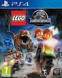 LEGO JURASSIC WORLD PS4 PL