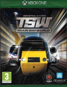 TRAIN SIM WORLD XBOX ONE PL