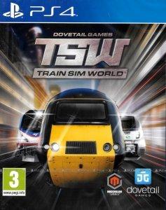 TRAIN SIM WORLD PS4 PL