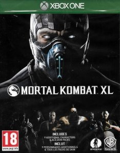 MORTAL KOMBAT XL PL XBOX ONE