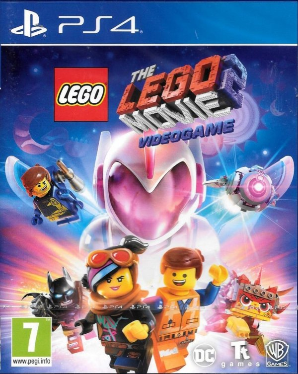 LEGO PRZYGODA 2 The LEGO Movie 2 Videogame PS4 PL DUBBING