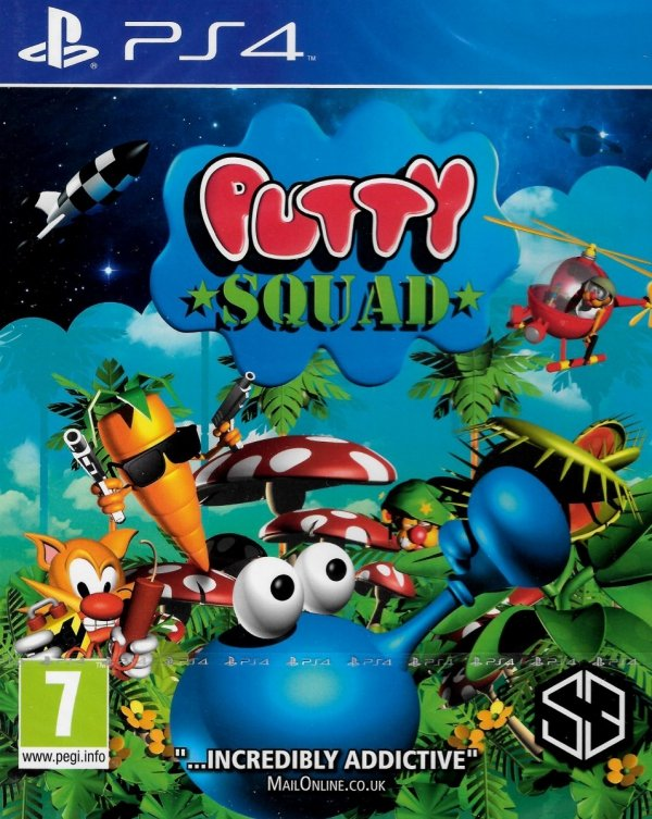 PUTTY SQUAD PS4
