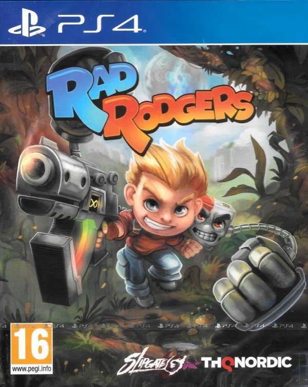 RAD RODGERS PS4 PL