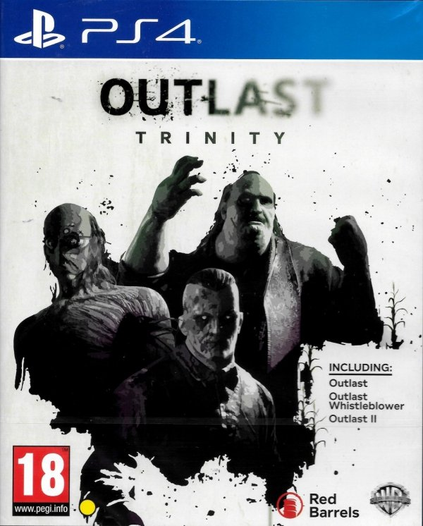 OUTLAST TRINITY PS4 PL