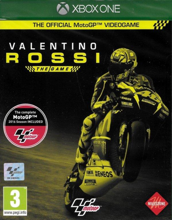 VALENTINO ROSSI THE GAME MOTO GP XBOX ONE