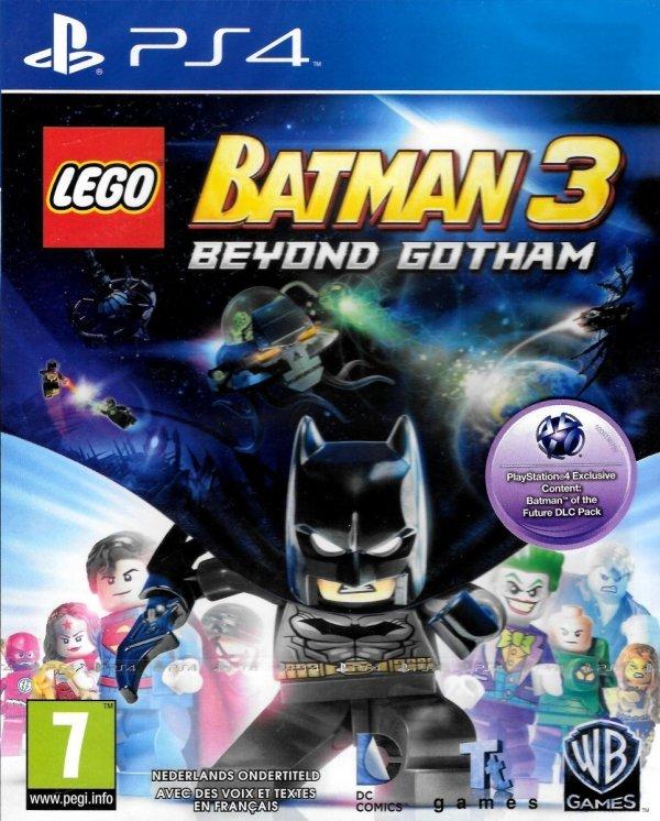 LEGO BATMAN 3 POZA GOTHAM PS4 PL