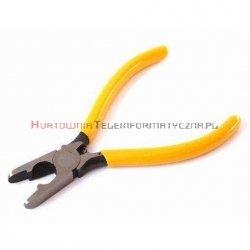 Zaciskarka HT105 do szybkozłączek UY ETON żółta