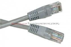 UTP Patch cord 0,5 m. Kat.6 szary