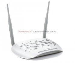 TP-LINK Access point WA801ND, WiFi b/g/n 300Mbps, odłączane anteny 2x5dBi