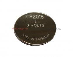 GP CR2016 bateria guzikowa, litowa