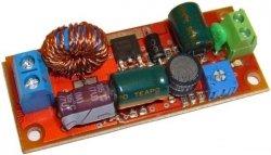 ATTE Moduł podnoszący napięcie dla jednej kamery 25W, Uwe=10-16V, regulowane Uwy=15-30V