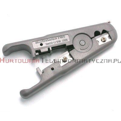 Ściągacz izolacji - stripper - do kabli UTP HT-501A