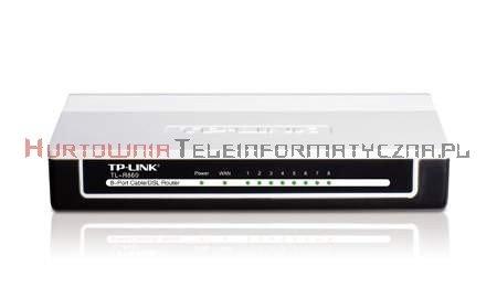 TP-LINK Router R860, 8xLAN 10/100, 1x WAN,
