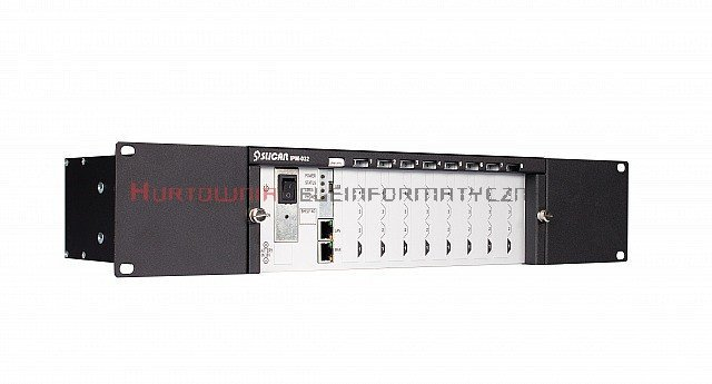 SLICAN centrala serwer IP PBX IPM-032.Low, RACK 2U