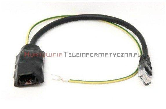 ATTE Moduł zabezpieczający sieć Ethernet oraz tor zasilania PoE przed przepięciami