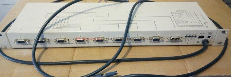 APC Share-UPS Interface Expander, 8-Port (AP9207)