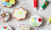 Pisak żelowy do dekoracji tortu ciastek 19g BIAŁY