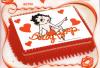 Kardasis - opłatek na tort Betty II