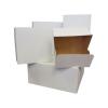 Pudełka cukiernicze klejone białe na ciasto 31x22x8 cm - 10szt.