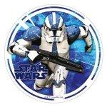 Modecor - opłatek na tort Gwiezdne Wojny Szturmowiec Star Wars