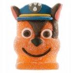 Figurka żelkowa żelki na tort Psi Patrol: Chase 1szt