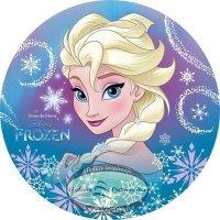 Modecor - opłatek na tort okrągły Kraina Lodu 4 (Frozen)
