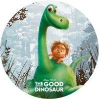 Modecor - opłatek na tort Dobry Dinozaur B
