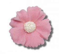 Chaber różowy 5 szt. dekoracja cukrowa