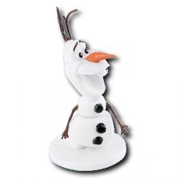Figurka na tort Frozen Kraina Lodu Olaf PVC