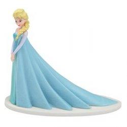 Figurka na tort Frozen Kraina Lodu Elsa PVC