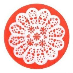 Modecor - Isomalt & Sweet Lace Express Granada silikonowa foremka do koronek