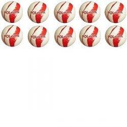 Opłatki na muffinki zestaw 10 piłek śr. 30 mm
