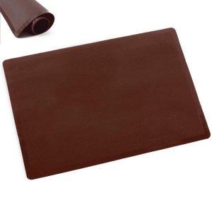 Stolnica / mata silikonowa do ciasta oraz pieczenia 50 x 40 cm