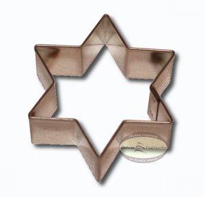 Wykrawaczka do ciastek GWIAZDKA MAŁA 3,5 cm