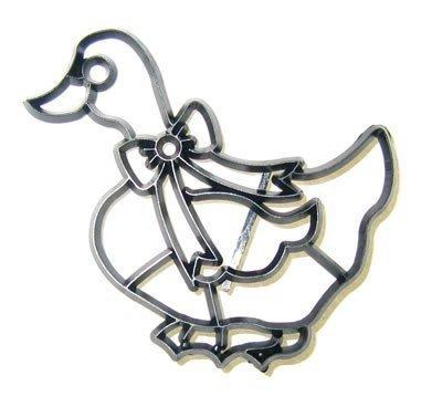 Patchwork Duck - wycinarka Kaczka