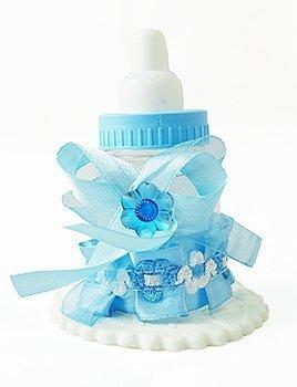 Hokus - Chrzest BUTELECZKA niebieska