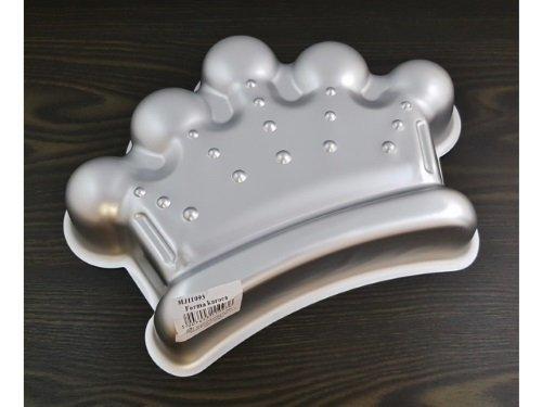 Forma aluminiowa do pieczenia ciasta KORONA