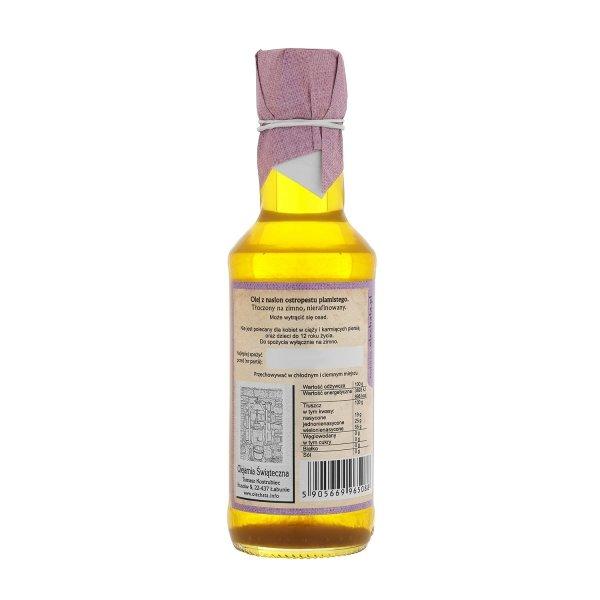 olej z ostropestu 200 ml  Na Zdrowie! szkło